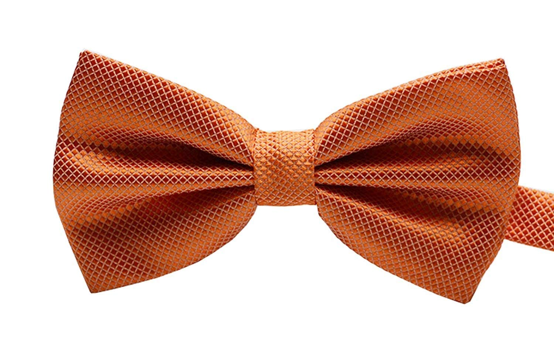 Adjustable Bowtie Wedding Bowties Guodishangmao Light Handmade Pre-Tied Tuxedo Bow Tie for Men