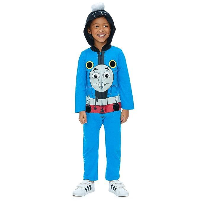 Amazon.com: Thomas & Friends - Disfraz de niño con capucha ...