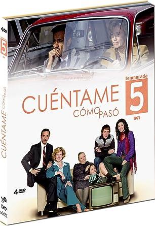 Pack Cuéntame Cómo Pasó: 5ª Temporada [DVD]: Amazon.es: Imanol ...