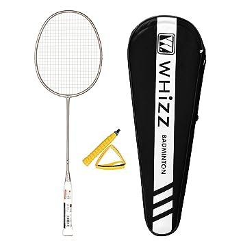 b069c8e33c8 WHIZZ Ti-N Solid Core Graphite Badminton Racket 85g