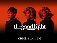 The Good Fight by Cbs