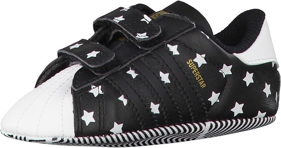 adidas Superstar Infant Crib First pram Shoes Baby M17223 Black ...