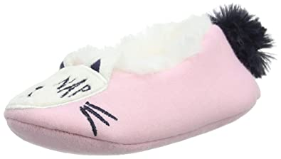 7ce423b47fe3b Joules Girls' Dreama Low-Top Slippers: Amazon.co.uk: Shoes & Bags