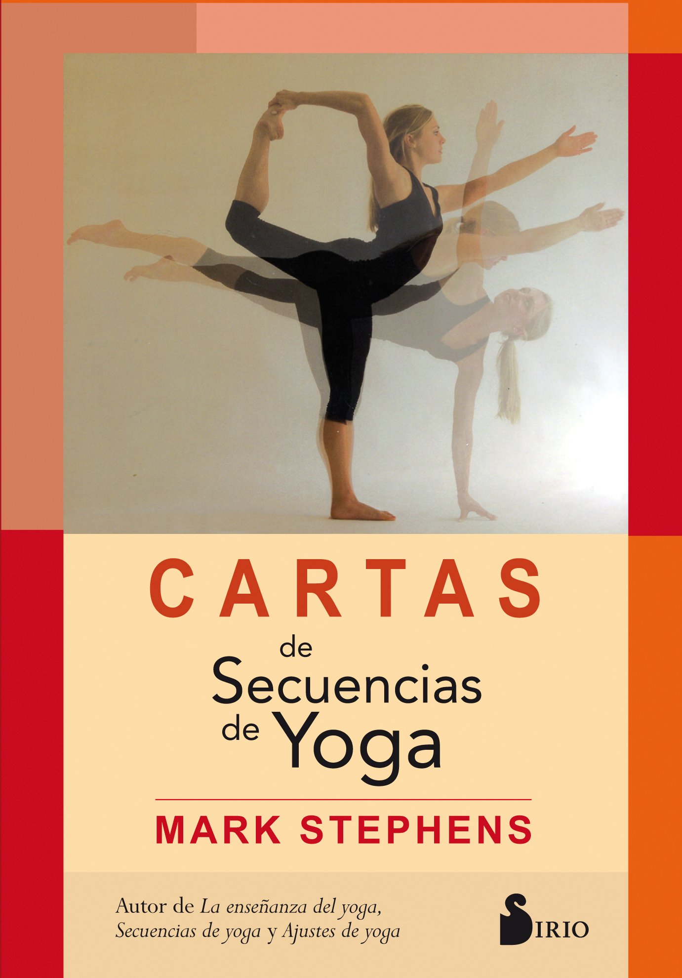 Cartas de sencuencias de yoga (Spanish Edition): Mark ...