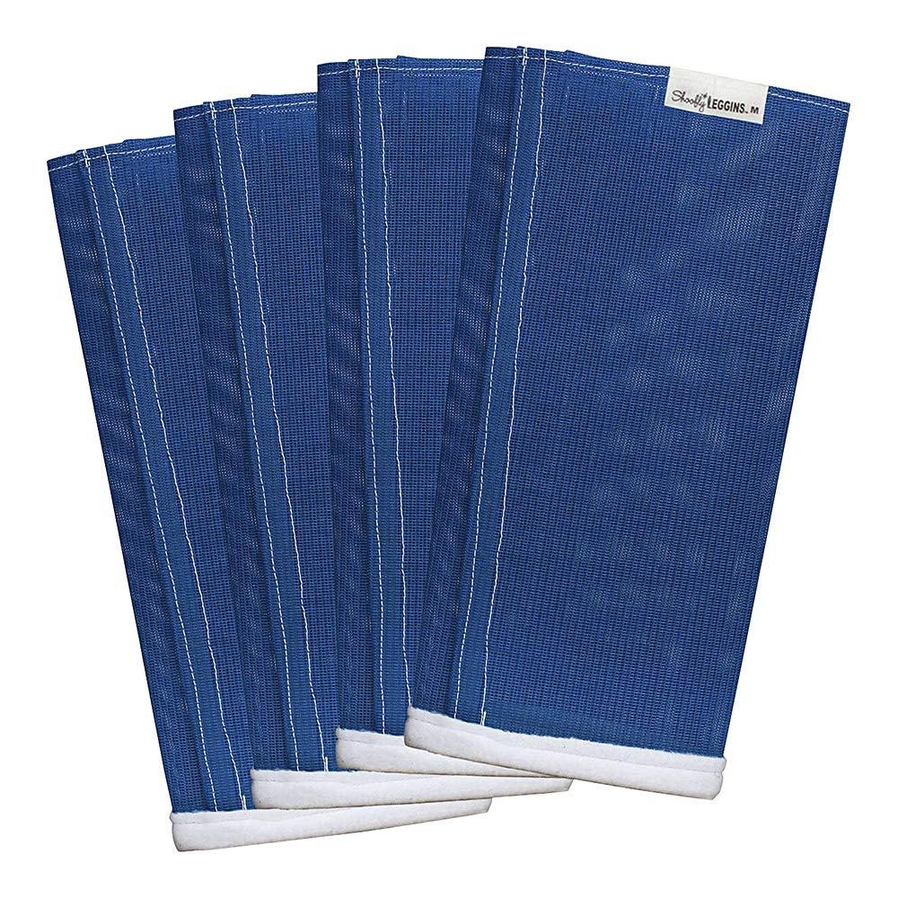 Shoo Fly Leggins Large Blue by Shoo Fly