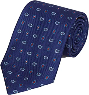 product image for Gitman Bros Navy Twill Neat Tie