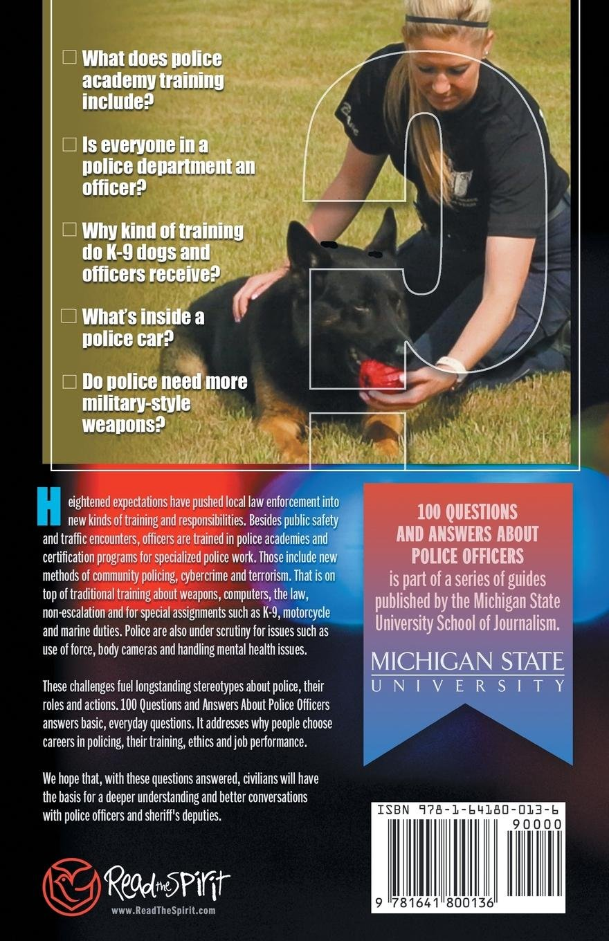 100 Questions and Answers About Police Officers, Sheriff's