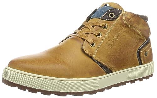 7dc1772d1c Wrangler - Bruce Desert, Sneaker Alte Uomo: Amazon.it: Scarpe e borse