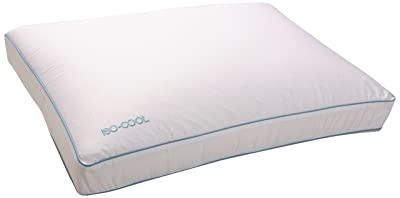Iso-Cool Memory Foam Pillow, Gusseted Side Sleeper