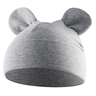 594b1185c3122 American Trends Newborn Baby Toddler Hats Unisex Infant Patchwork Solid  Stretchy Casual Caps Pretty Lovely Little