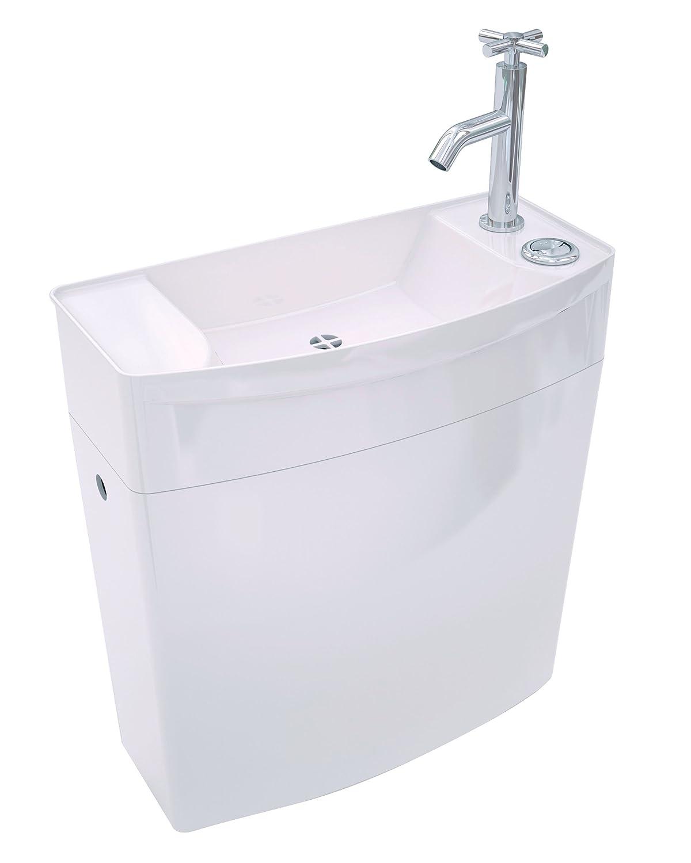 Wirquin Iseo 50720090 - Cisterna con lavamanos integrado