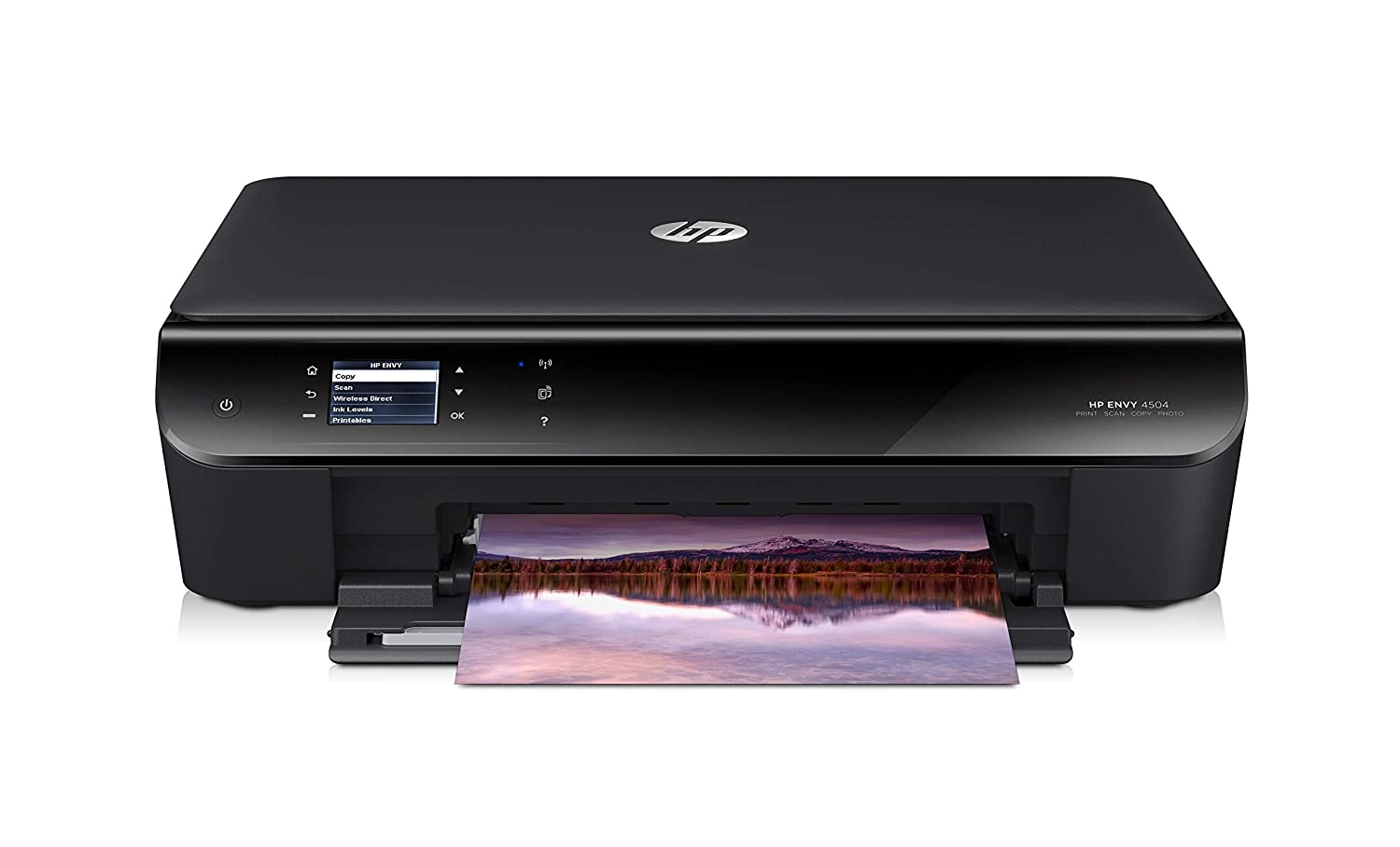 HP ENVY 4504 e-All-in-One Printer - Impresora multifunción ...