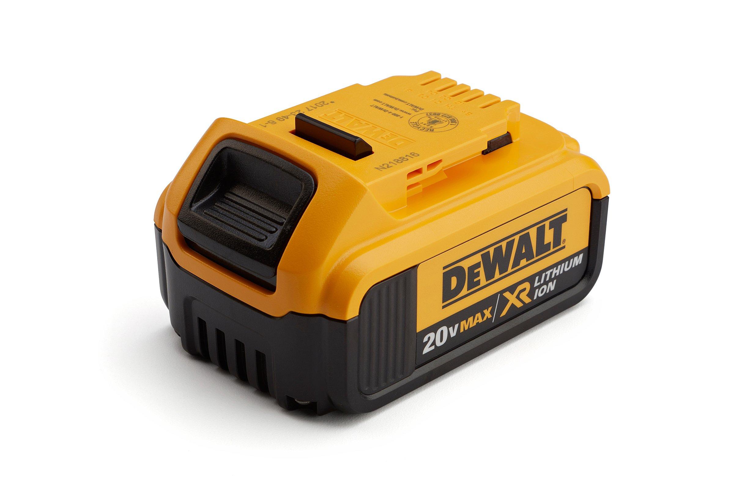 Bateria Original DEWALT 20V MAX 4.0AH DCB205
