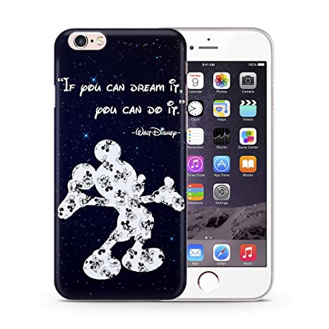 coque iphone 8 silicone mickey