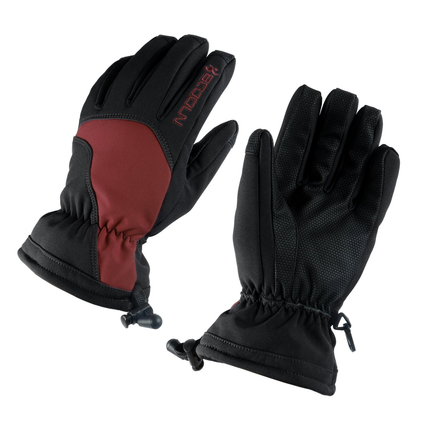Winter Snow Ski Gloves Waterproof Thinsulate Warm Skiing Snowboard Gloves for Men Women HARAVAL