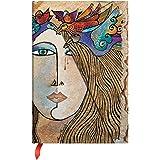 Hummingbird Lined Midi Whimsical Creations Journal