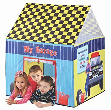 My Garage Play Tent by Etna  sc 1 st  Amazon.com & Amazon.com: My Garage Play Tent by Etna: Toys u0026 Games