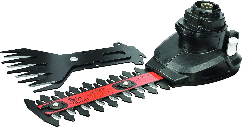 Black Decker Multievo Multifunktionswerkzeug 100 Mm Gras Und 150 Mm Strauchscheren Kopf Für Mt18k B Mt143k B Mtss11 Baumarkt