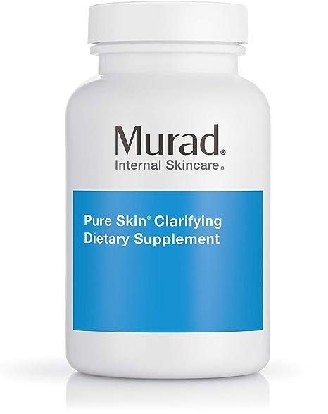 (AUTH) Murad Pure Skin Clarifying Dietary Supplement -- Viên Uống Giảm Mụn 120 viên