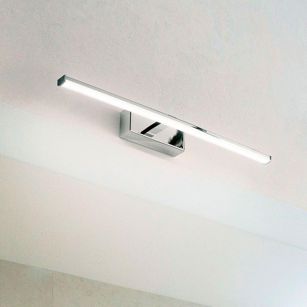 Fabas Luce 3361-26-138 Nala LED Wandleuchte IP44   900 Lumen   Wandlampe Verchromt