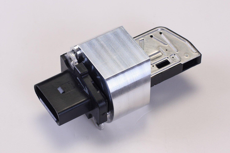 Autobahn88 CNC Aluminum Blitz Blow Off Value BOV Adapter Flange for 2001-2007 Subaru Impreza WRX GDA GDB