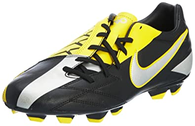 Nike T90 Shoot IV FG Mens Football Boots (472547 007) (7 UK)
