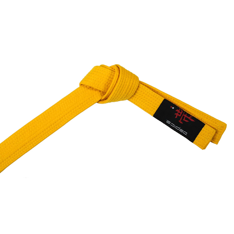 DEPICE–Cinturón amarillo/Deportes de Lucha Cinturón Karate, Judo