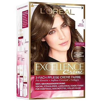 Loreal haarfarbe 5 0