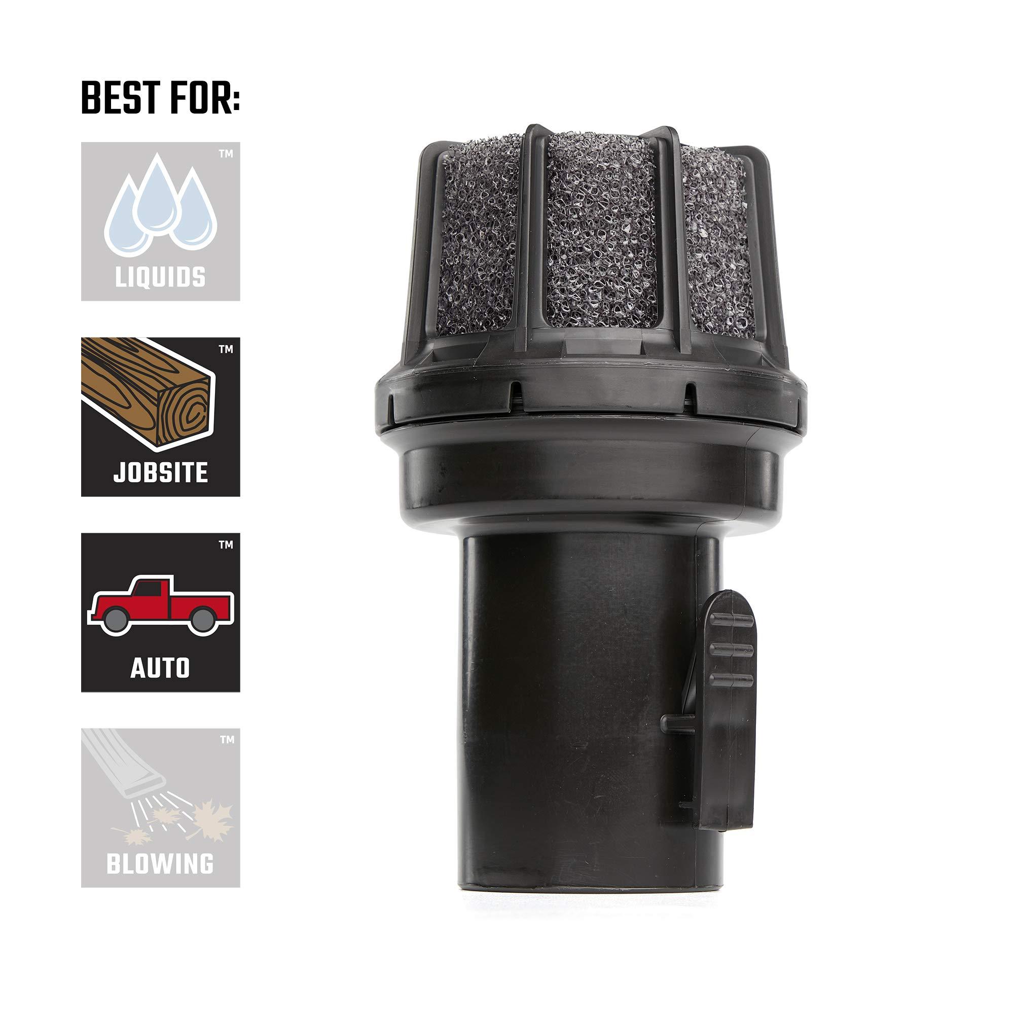 CRAFTSMAN CMXZVBE38660 2-1/2'' Muffler Diffuser Wet/Dry Vac Attachment by Craftsman (Image #2)