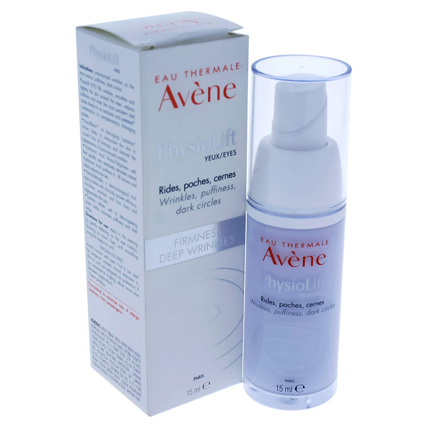 Eau Thermale Avene PhysioLift Eye Contour Care