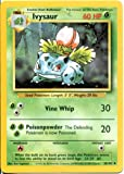 Pokemon Base Set Uncommon Card #30/102 Ivysaur