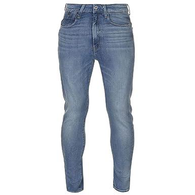 G Star Mens 51040 Type C Super Slim Jeans Lt Aged 31 L30 Amazonco