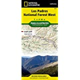 Los Padres National Forest West (National Geographic Trails Illustrated Map, 813)