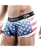 Cover Male CMG013 USA Boxer Trunk Mens Underwear
