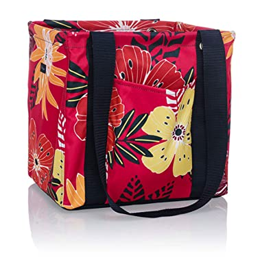 d994993275f Thirty One Small Utility Tote - 9337 - No Embroidery - in Tropical ...