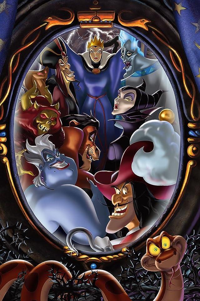 ディズニー ヴィランズ~恐怖の変身~ iPhone(640×960)壁紙 画像72040 スマポ