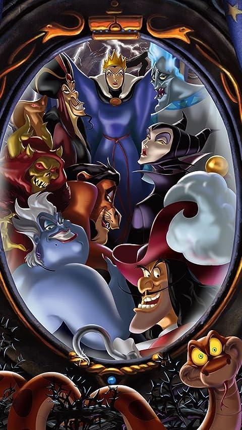 ディズニー ヴィランズ~恐怖の変身~ XFVGA(480×854)壁紙 画像69908 スマポ