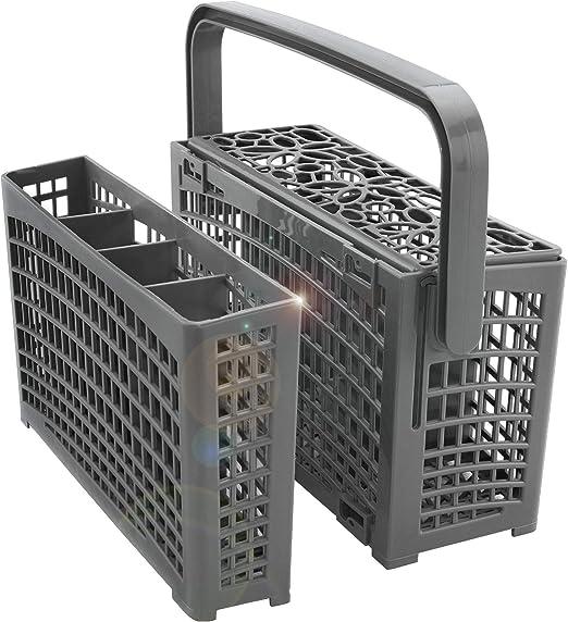 Universal Dishwasher Silverware Replacement Basket Utensil Cutlery Basket Compatible With Bosch Maytag Kenmore Whirlpool Kitchenaid Lg Samsung Frigidaire Ge Amazon Ca Home Kitchen