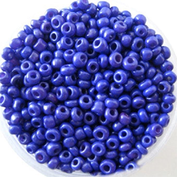 bismarckbeer 1200/Pcs 2/mm Vrac Spacer Perles pour Fabrication de Bijoux Collier Bracelet DIY Art Craft Cadeau Rose ABS Taille Unique