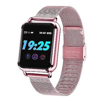 Worsworthy Pulsera De Actividad,Relojes Deportivos GPS con ...