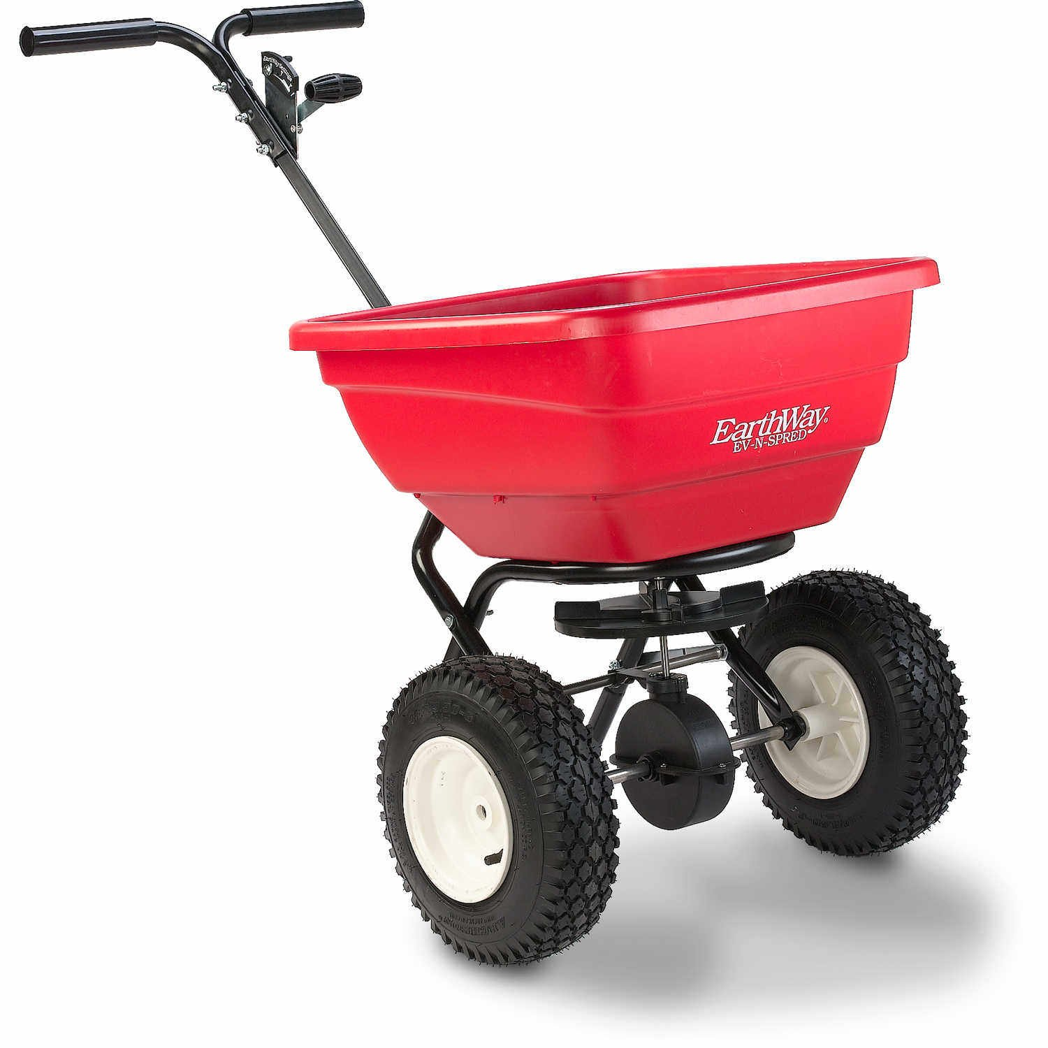 EARTH FRIENDLY PRODUCTS F80 Broadcast Spreader by Earth Friendly Products