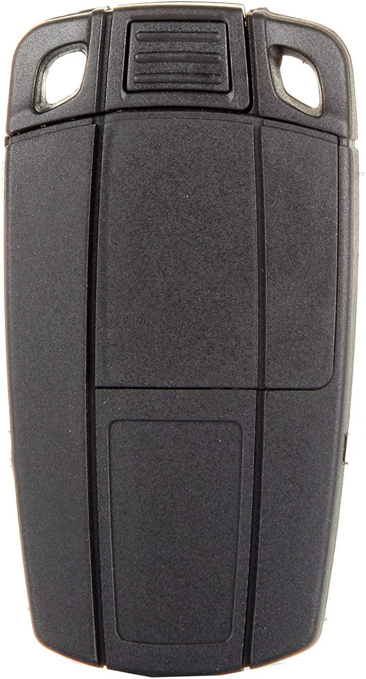 KR55WK49127, KR55WK49123 cciyu 1PC Uncut 3 Buttons Keyless Entry Remote Fob Replacement fit for BMW 325Ci 325xi 335is 330Ci 330xi 330i 323i 325i 328i 335i 328xi 335xi/335d 328i xDrive 335i xDrive