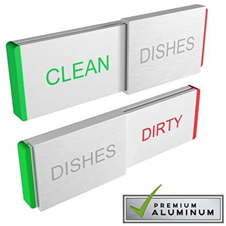 dishwasher magnet clean dirty sign premium kitchen gadgets for home and office organization magnets work