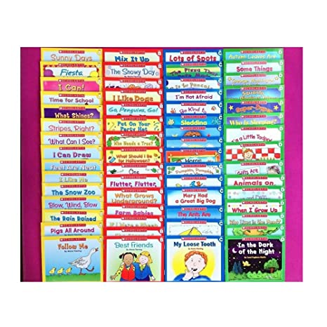 Amazon Com New Lot 60 Children S Learn To Read Books First Grade