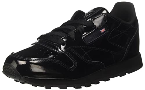6bc837403a5 Reebok Kids  Classic Leather Patent Trainers  Amazon.co.uk  Shoes   Bags