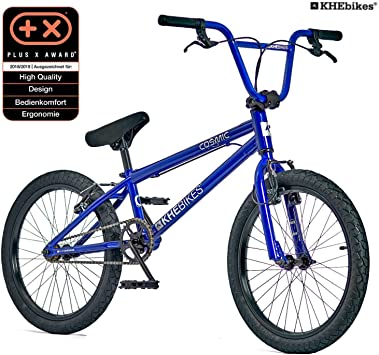 KHE BMX Cosmic B - Bicicleta de 20 Pulgadas con Rotor Affix, Solo ...