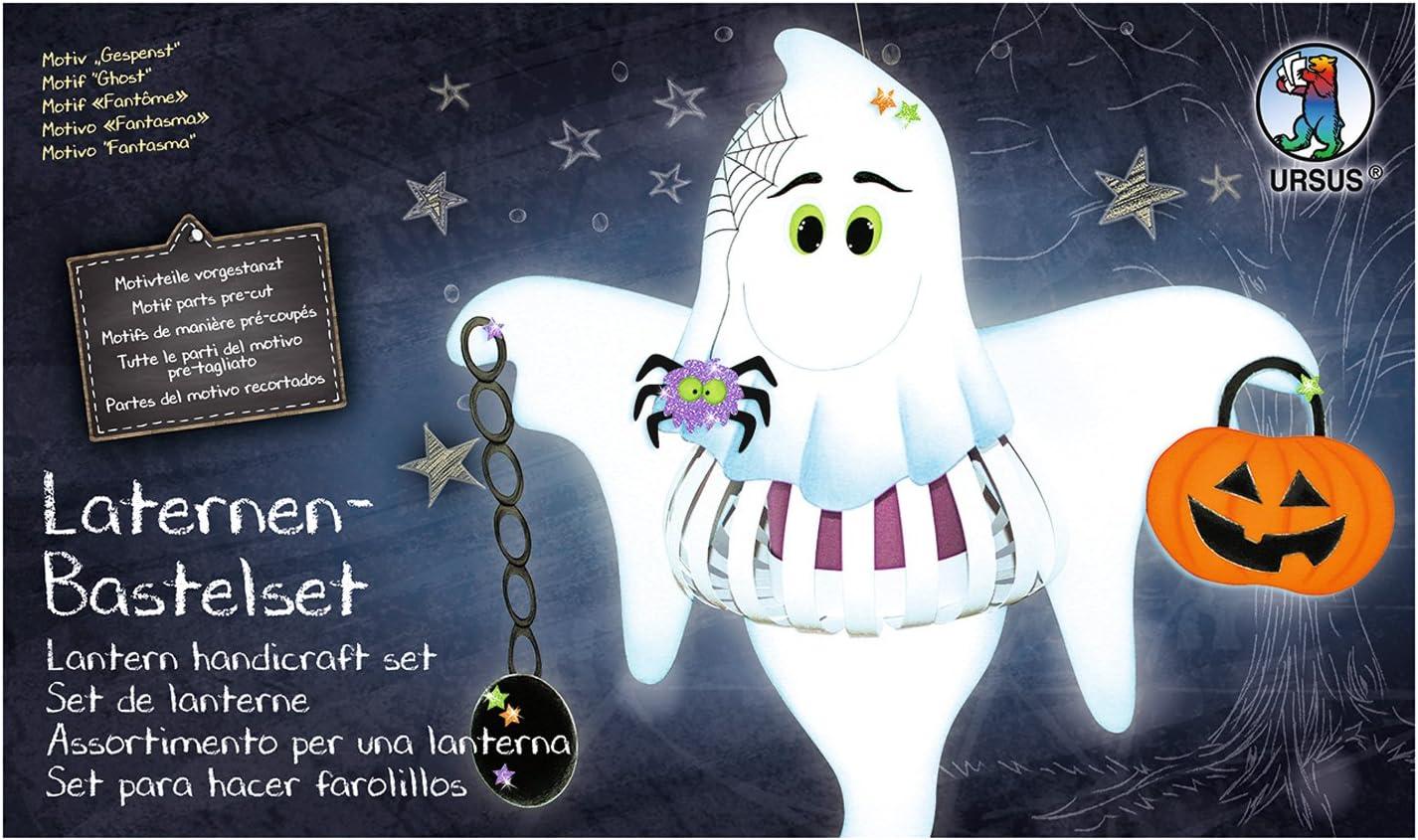 Ursus 18720011 F faroles Juego de Manualidades, Fantasma: Amazon.es: Juguetes y juegos