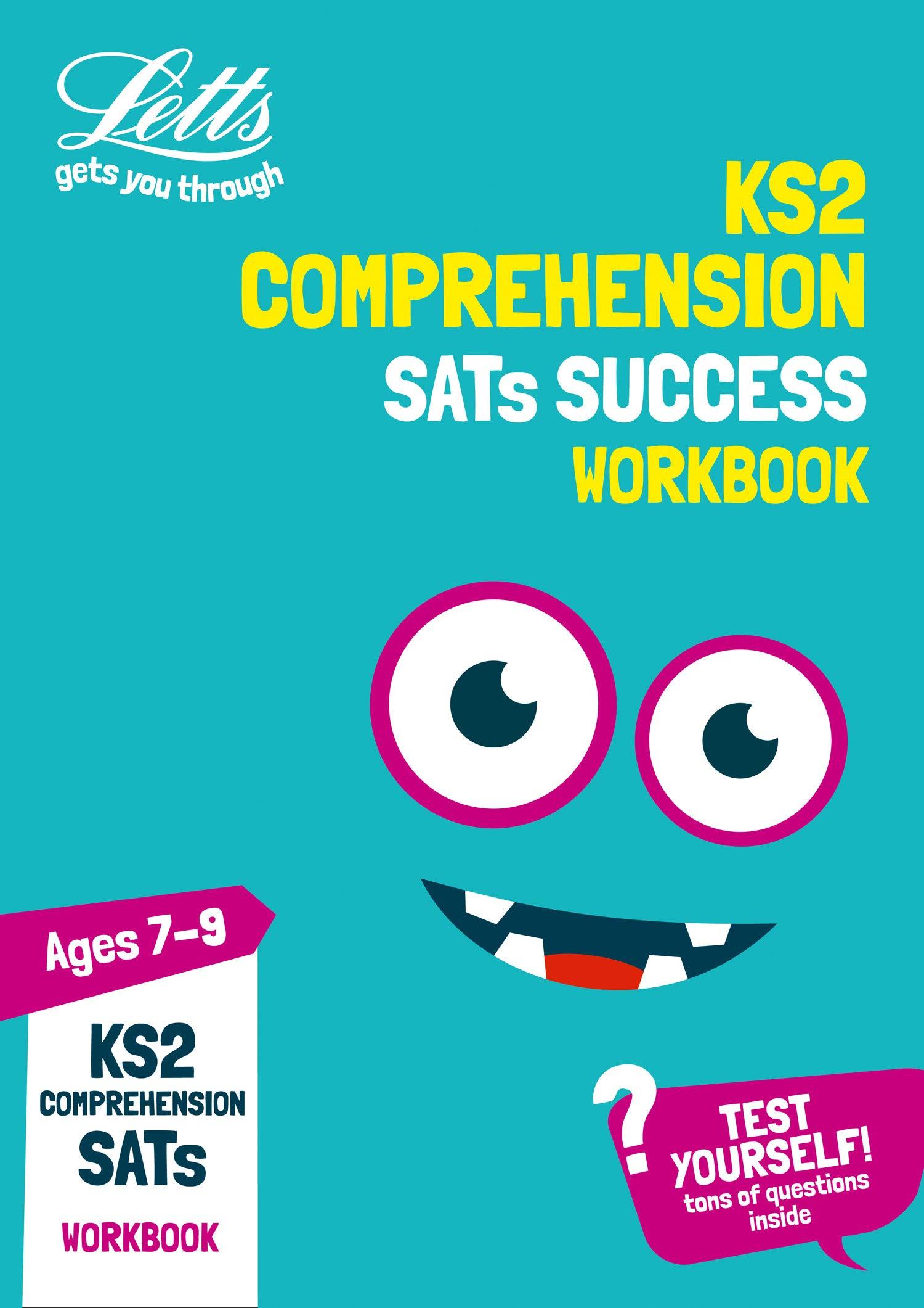 - KS2 English Comprehension Age 7-9 SATs Topic Practice Workbook