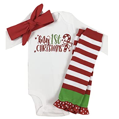 simply swanky baby girl first christmas outfit my first christmas baby girl christmas clothes