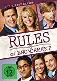 Rules of Engagement - Die vierte Season [2 DVDs]